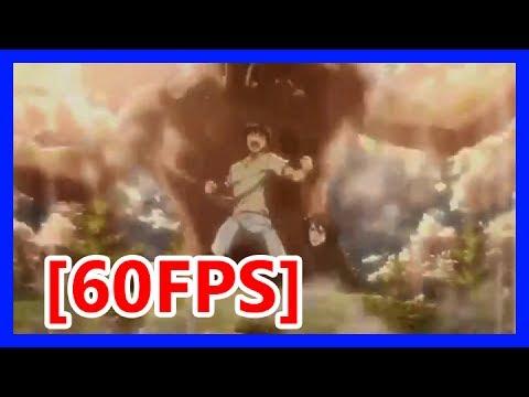 Download Mikasa confesses to Eren/Eren controls titans - Attack on Titan season 2 episode 12 eng sub 60fps