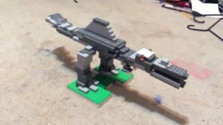 LEGO Spinosaurus Timelapse!