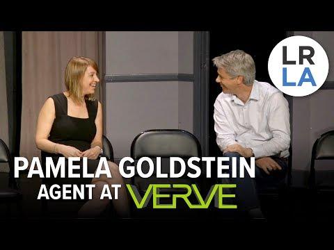 LiveRead/LA #8 w/ Pamela Goldstein, Verve Literary Agent