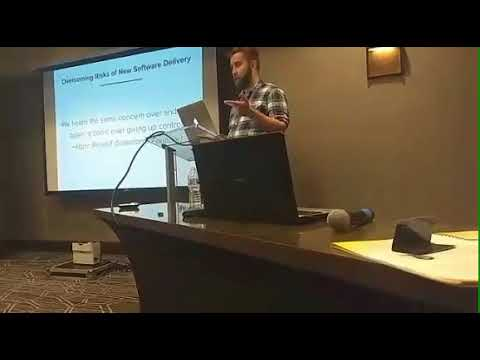 Sergey Nazarov (SmartContract, ChainLink) @ Bitcoin Superconference, February 18, 2017