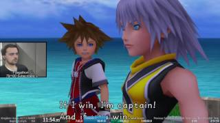 Kingdom Hearts 1.5 HD ReMIX Beginner Any% Speedrun PB 2:59:41 RTA (12/16/16)