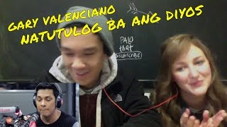 gary valenciano natutulog ba ang diyos wish 107 5 reaction