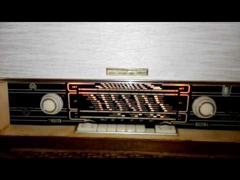 Old tube radio/Stari radio lampaš RR 650 YUGOSLAVIA ~1960