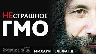 видео: НЕстрашное ГМО. Лекция Михаила Гельфанда в Твери