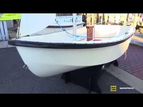2016 American Pennant Sailing Boat - Walkaround - 2015 Annapolis Sail Boat Show