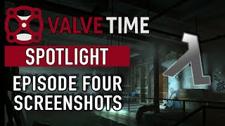 New Half-Life 2: Episode Four Screenshots Revealed! - ValveTime Spotlight Exclusive