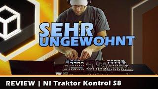 Native Instruments KONTROL S8 | Review | Der Controller ohne JOGWHEEL
