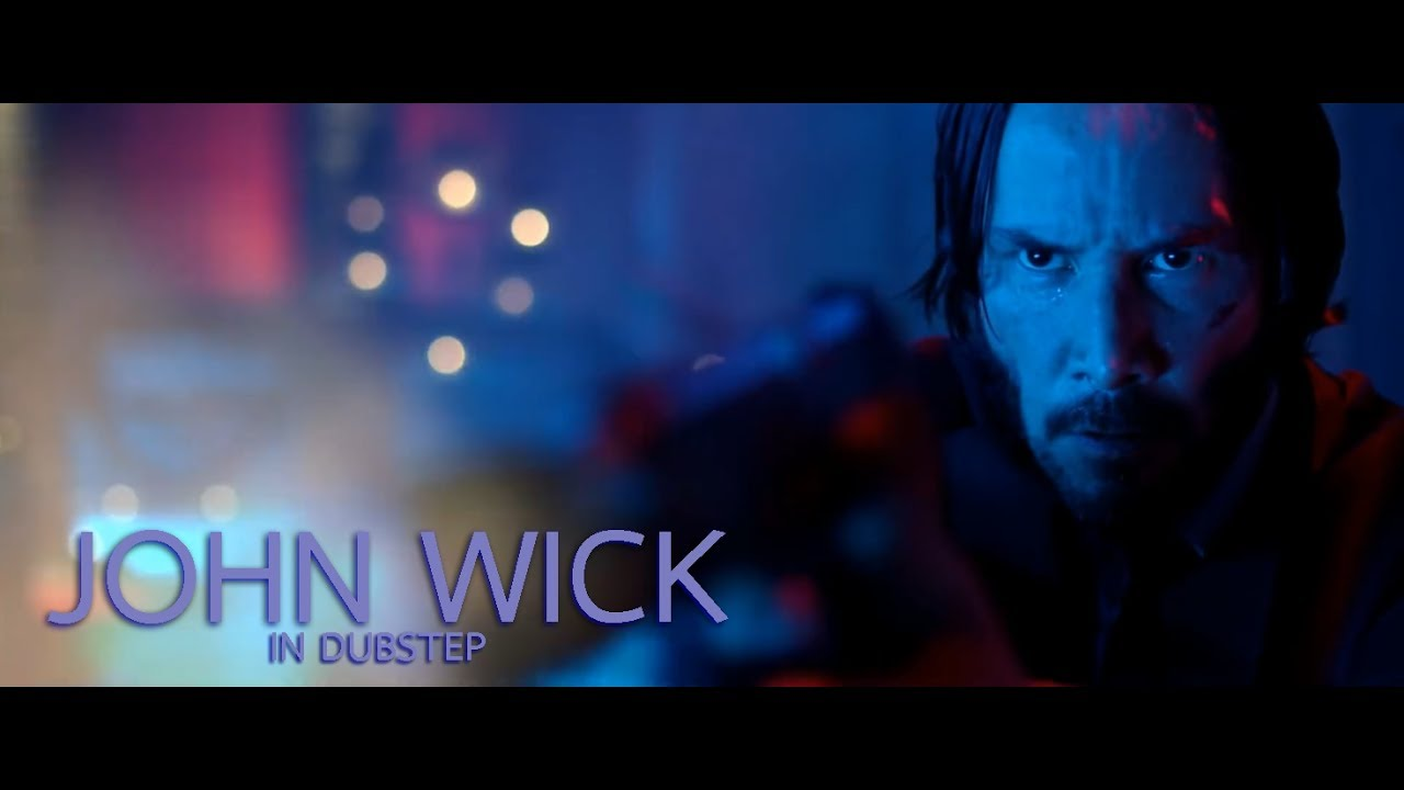 JOHN WICK in Dubstep | Knife Party - Fire Hive ft Krewella | 1080p
