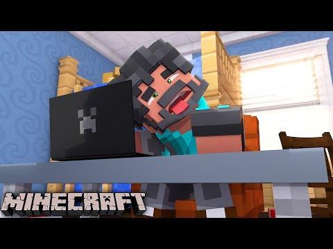 i am the worst minecraft youtuber.... :,(