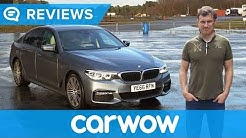 BMW 5 Series 2018 in-depth review | Mat Watson Reviews