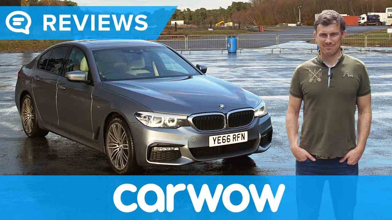 New BMW 5 Series Review | carwow