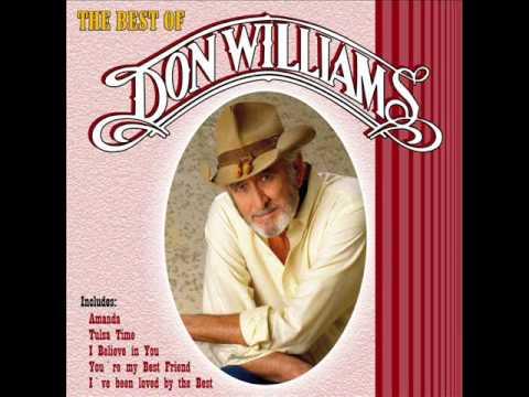 Tulsa Time - Don Williams