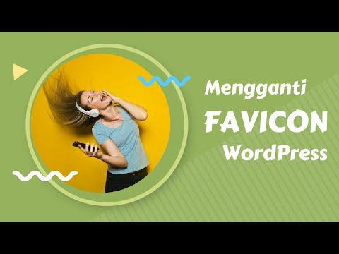Cara Mengganti Favicon Blog WordPress