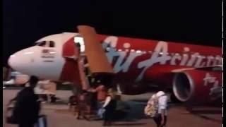 AirAsia Flight Experience: AK6049 Johor Bahru to Kuala Lumpur