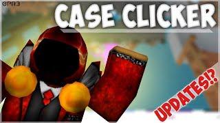 RICHEST PERSON IN CASE CLICKER EVER!!? [Roblox]