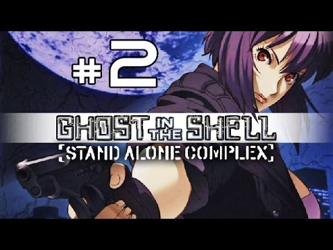 Ghost In The Shell Stand Alone Complex Walkthrough Gameplay Part 2 Psp Ulus 10020 Youtube