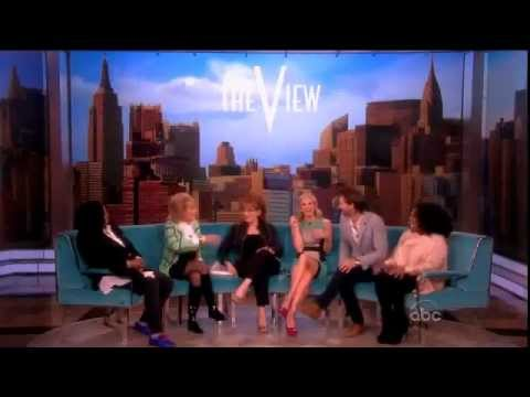 Mentalst Lior Suchard LIVE on  'The View' with barbra walters