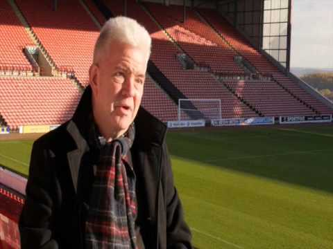 VG TIPS TV MEETS POET & FOOTBALL FAN IAN McMILLAN - Part 2