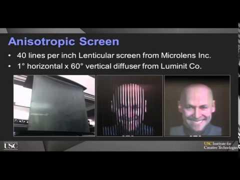 SD&A 2014: Interpolating vertical parallax for an autostereoscopic 3D projector array [9011-5]