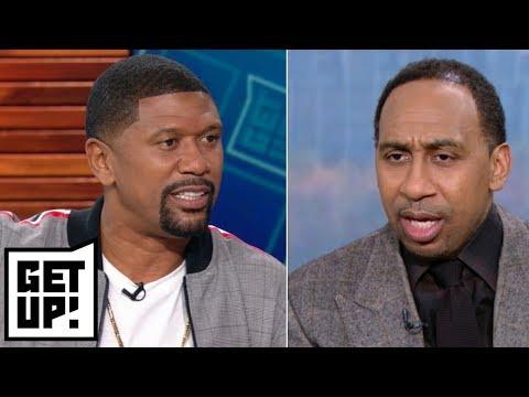 Stephen A: Jimmy Butler diminishes excuses for 76ers | Get Up!