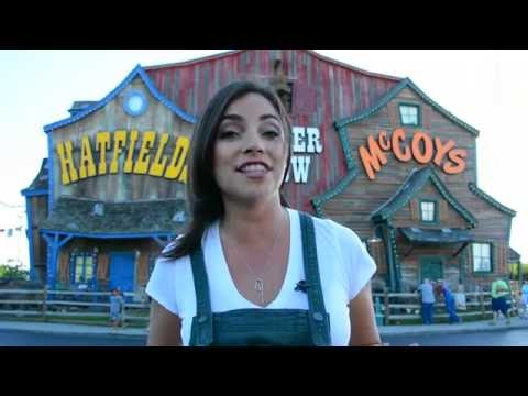Inside Look at Hatfield & McCoy Dinner Show in Pigeon Forge, TN