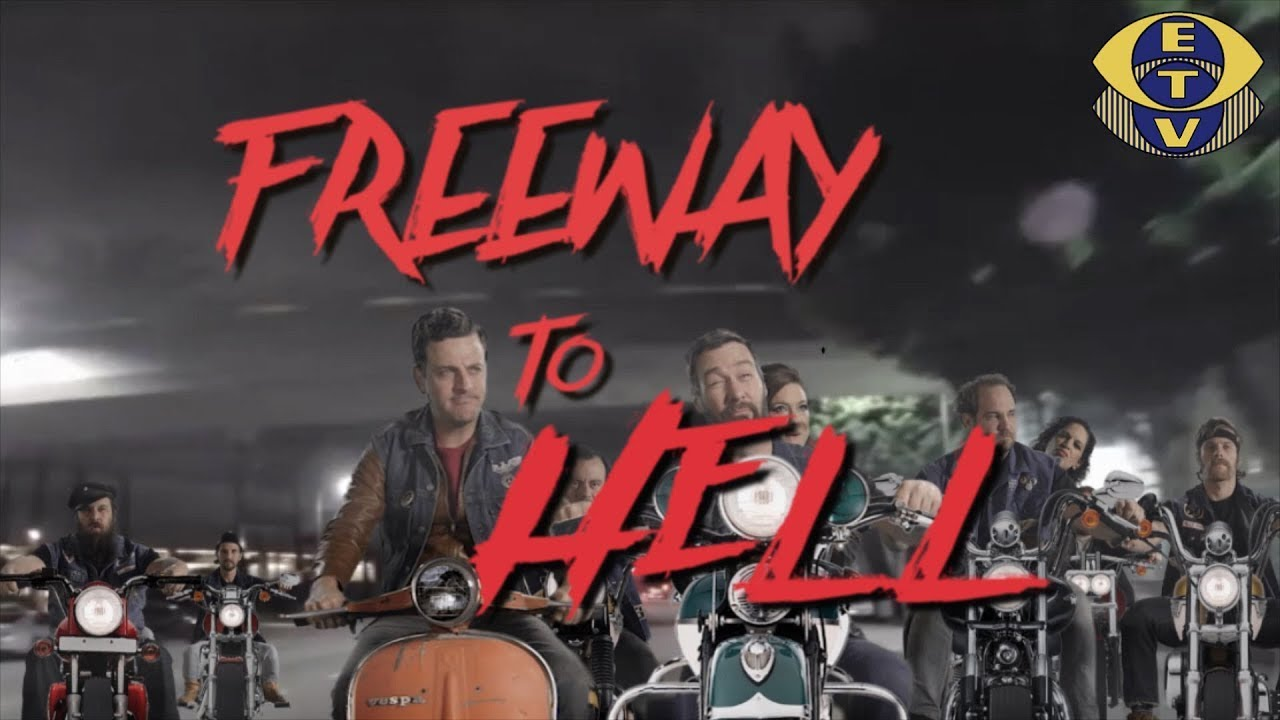 Freeway to Hell  - Electric Television (2020)