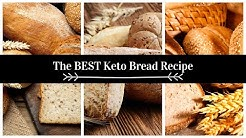 My FAVORITE Keto bread recipe (no almond or coconut flour)