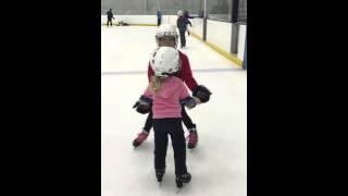 Smith's first skate