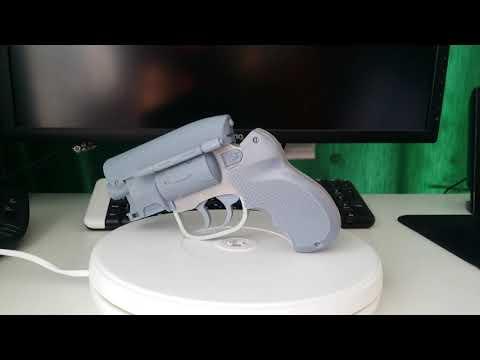 Snub Nose Blade Runner Blaster 3d Printed Kit