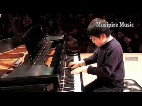 Chopin Concerto in e minor 3rd mvt, Op.11, Juilliard Pre-College student Evan Lee (10)