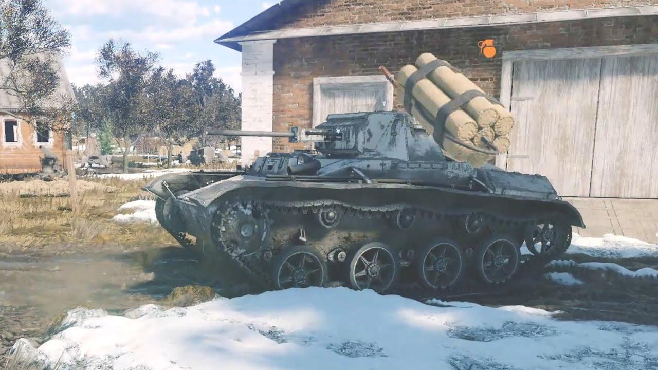 Tank Busting
