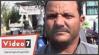 بالفيديو..مواطن يطالب بعدم غلق المساجد بالميادين ومواقف السيارات