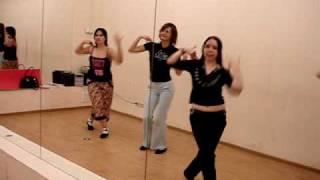 Bollywood dance in my class Dayya Re