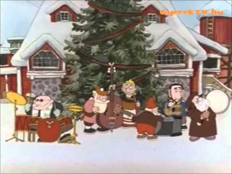 Mikulás és a Varázsdob - Teljes Rajzfilm - GyerekTV.hu