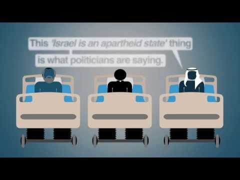 "Israel is no ""Apartheid"" Regime. That's Propaganda."