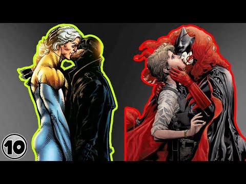 Top 10 Superhero LGBT Couples You Won't Believe
