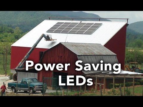 Power Saving LEDs