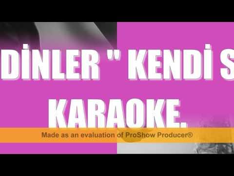 karaoke mesut dinler