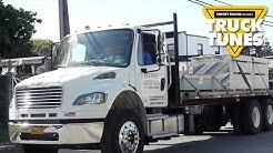 Flatbed for Children | Kids Truck Video - Flatbed