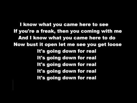 Florida - Going Down For Real Lyrics