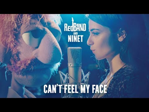 RedBand & Ninet - Can't feel my face