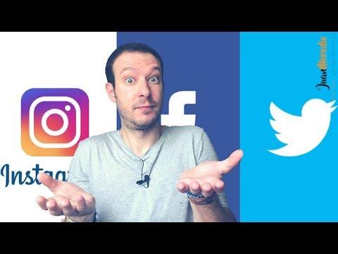 Facebook vs Twitter vs Instagram ¿CUÁL TIENE MÁS FUTURO?