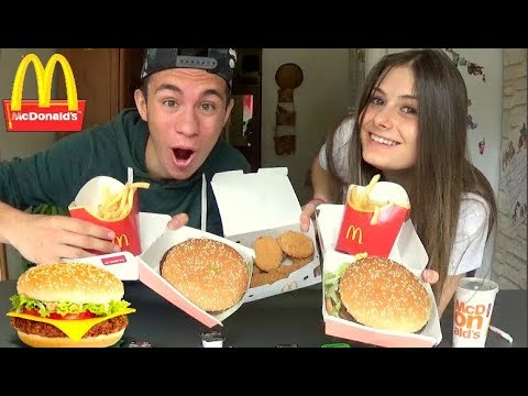 MUKBANG EN COUPLE + STORYTIME ! (Mcdo, Nuggets...)