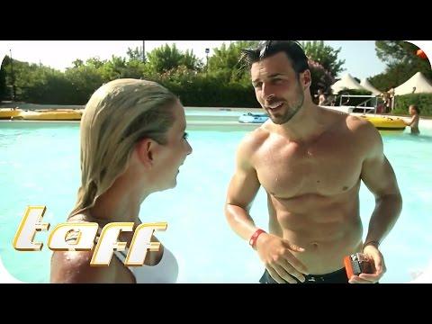 taff Budget Battle Teil 3: Bachelor Leonard Freier vs. Reporterin Nina Beeh | taff | ProSieben