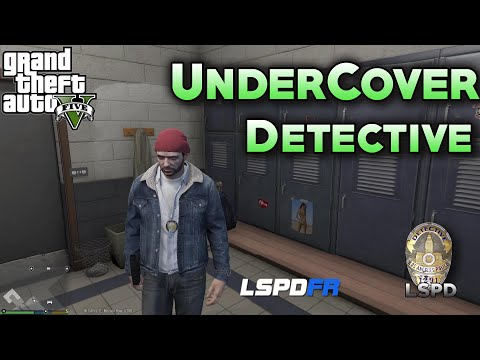 LSPDFR UnderCover Detective GTA 5 Police Mod - Gangs and Hookers