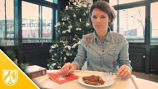Zebra-Steak als weihnachtliches Festessen?
