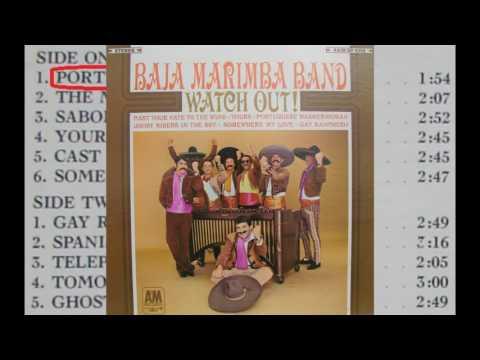 Portuguese Washerwoman -- Baja Marimba Band