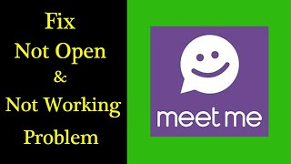 Fix Meetme App Not Working Problem in Android & Ios   'Meetme' Not Open Problem Solved screenshot 5