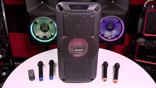 Aiwa Exos X8 Party Speaker - The Price Is Right!