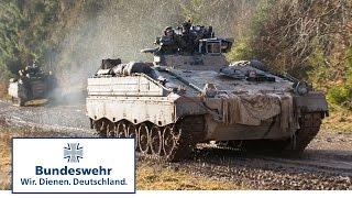 Multinationale Übung Allied Spirit IV - Bundeswehr